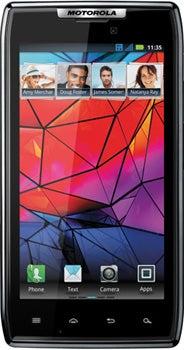 Motorola Razr Maxx Datenblatt - Foto des Motorola Razr Maxx