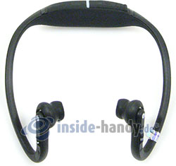 Motorola Rizr Z8: Bluetooth Headset