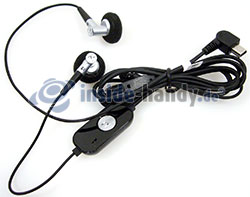 Motorola Rizr Z8: Headset