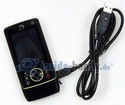 Motorola Rizr Z8: USB-Kabel