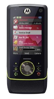 Motorola RIZR Z8 Datenblatt - Foto des Motorola RIZR Z8