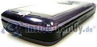 Motorola Rokr Z6: Ecke oben links