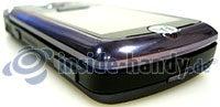Motorola Rokr Z6: Ecke oben rechts