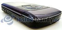 Motorola Rokr Z6: Ecke unten links