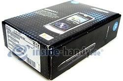 Motorola Rokr Z6: Verpackung