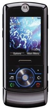Motorola ROKR Z6 Datenblatt - Foto des Motorola ROKR Z6