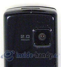 Motorola SGH-F210: Kamera