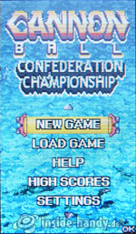 Motorola SGH-F210: Spiele