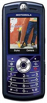 Motorola SLVR L7e Datenblatt - Foto des Motorola SLVR L7e