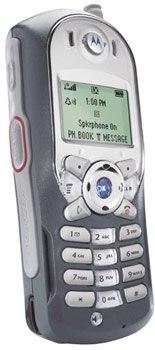 Motorola T300p Datenblatt - Foto des Motorola T300p