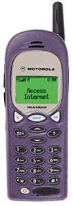 Motorola Talkabout 2288 Datenblatt - Foto des Motorola Talkabout 2288