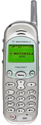 Motorola Timeport 260 Datenblatt - Foto des Motorola Timeport 260