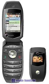 Motorola V1000 Datenblatt - Foto des Motorola V1000