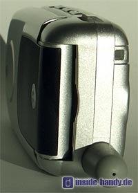 Motorola v220 : Oberseite