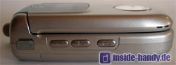 Motorola v220 : Seitenansicht