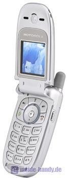 Motorola V220 Datenblatt - Foto des Motorola V220
