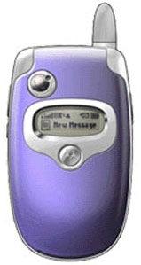 Motorola V300 Datenblatt - Foto des Motorola V300