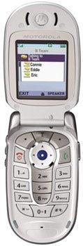 Motorola V400p Datenblatt - Foto des Motorola V400p