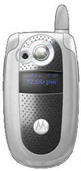 Motorola V500 Datenblatt - Foto des Motorola V500