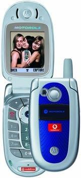 Motorola V525 Datenblatt - Foto des Motorola V525