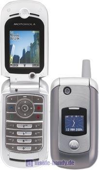Motorola V975 Datenblatt - Foto des Motorola V975