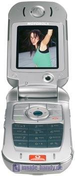 Motorola V980 Datenblatt - Foto des Motorola V980
