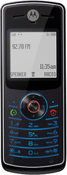 Motorola W156 Datenblatt - Foto des Motorola W156