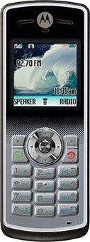 Motorola W181 Datenblatt - Foto des Motorola W181
