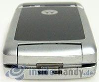 Motorola W220: oben