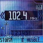 Motorola W220: Radio