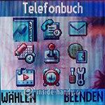 Motorola W220: Telefonbuch