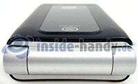 Motorola W375: Draufsicht oben