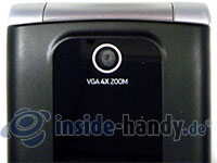 Motorola W375: Kamera