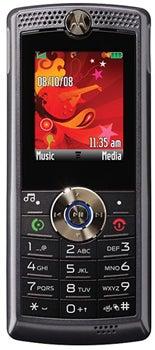 Motorola W388 Datenblatt - Foto des Motorola W388