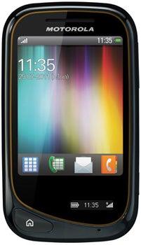 Motorola Wilder Datenblatt - Foto des Motorola Wilder