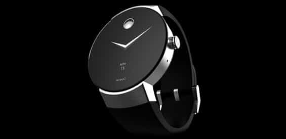 Movado Connect Luxury Smartwatch