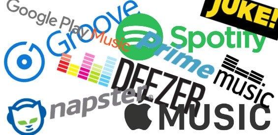 Musik-Streaming-Anbieter im Vergleich