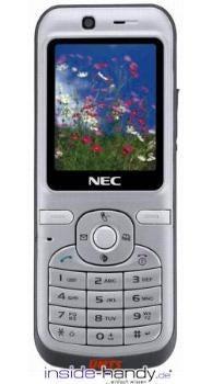 NEC e353 Datenblatt - Foto des NEC e353