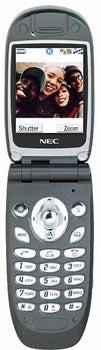 NEC e525 Datenblatt - Foto des NEC e525