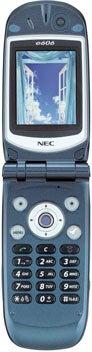 NEC e606 Datenblatt - Foto des NEC e606