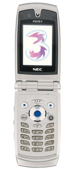 NEC e616v