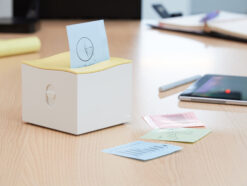 Post-it-Drucker Nemonic Sticky Note Printer