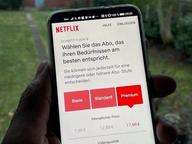 Netflix teurer