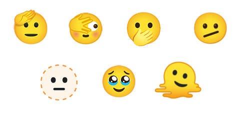 Neue Smilies im Unicode 14.0