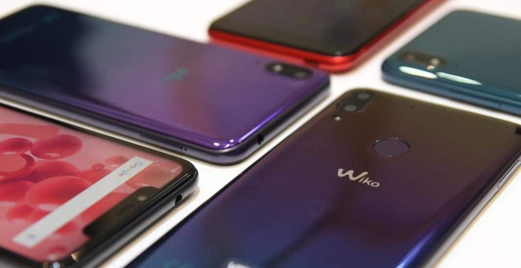 Neue Smartphones von Wiko auf der IFA 2018