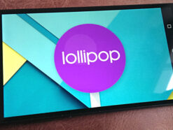 Nexus 5 mit Lollipop