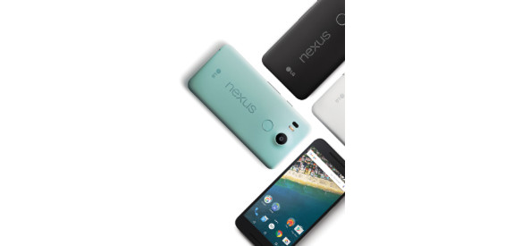 Nexus 5X Google LG