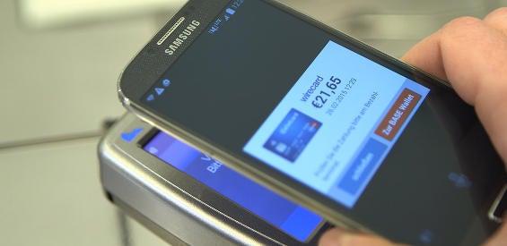 Mobiles Bezahlen mit NFC und Android-App
