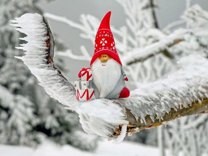 Nikolaus, Wichtel in der Weihnachtszeit
