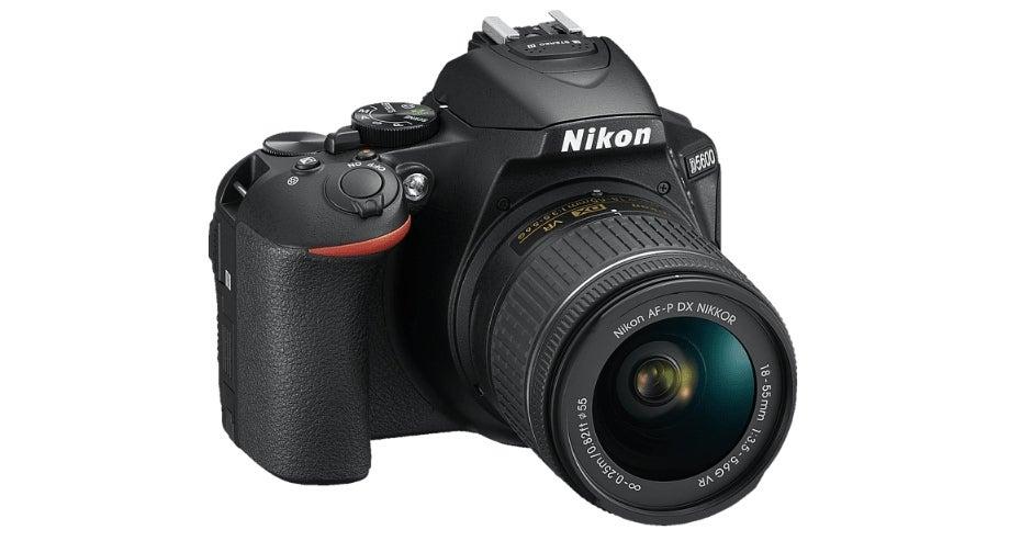 Nikon D5600 DSLR Kamera